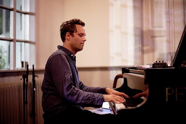 Dustin O'Halloran Iceland Airwaves 2011