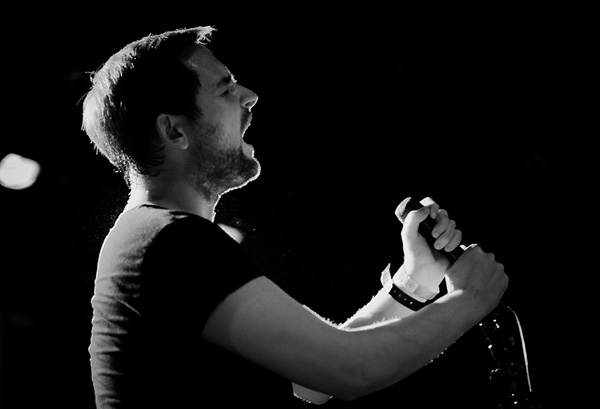 The Twilight Sad Iceland Airwaves 2011