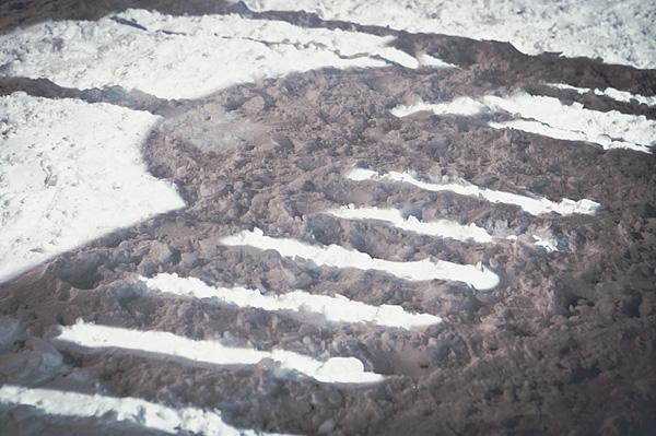 Scenes from snowy Vesturbær VII