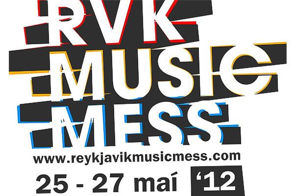 Reykjavik Music Mess 2012