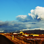 Eyjafjallajökull Second Eruption Photo