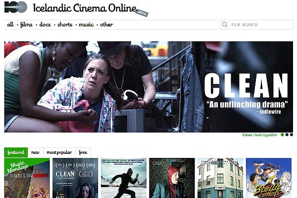 Icelandic Cinema Online