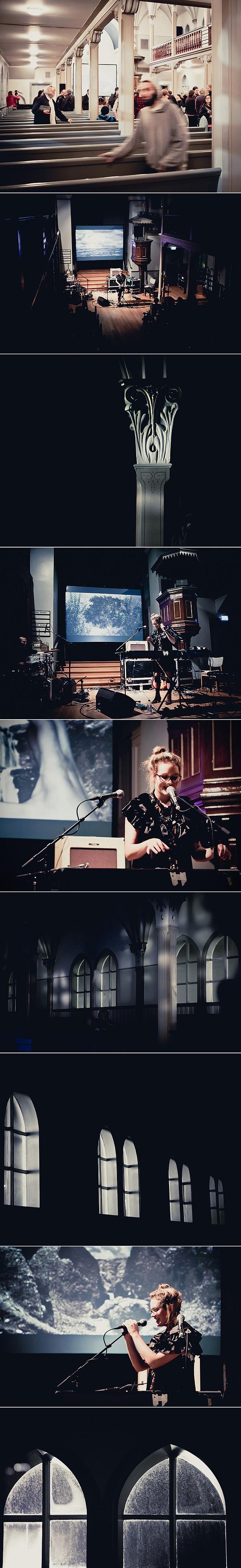 RIFF 2011 - Ciné-concert w/ Skúli Sverrisson & Sóley