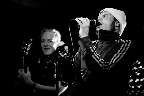 Hljómsveitin Ég Iceland Airwaves 2011