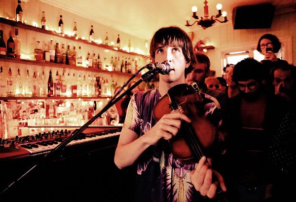 Owen Pallett Iceland Airwaves 2011