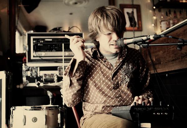 Michael Wookey Iceland Airwaves 2011