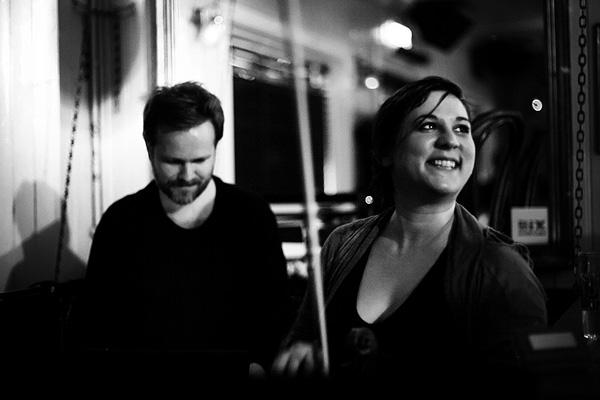 Nadia Sirota & Valgeir Sigurðsson Iceland Airwaves 2011
