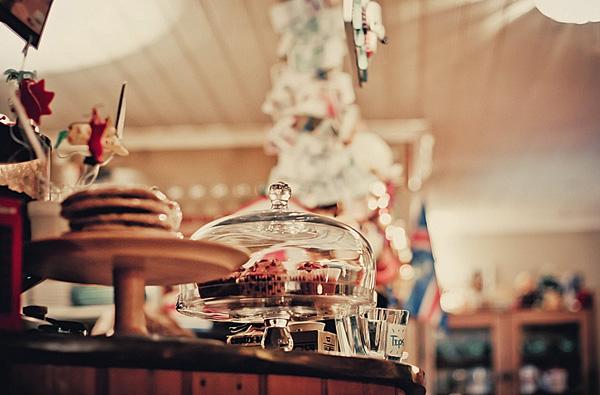 Reykjavík winter at the café
