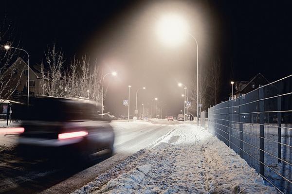 Scenes from snowy Vesturbær V